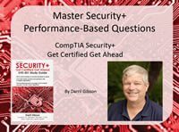 Master Security+ Performance Based Questions