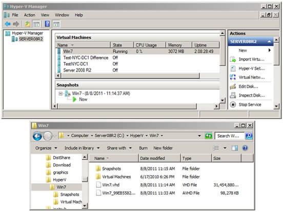 Virtualization - Hyper-V