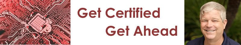 Get Certified Get Ahead