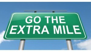 Exceed Expectations - Go The Extra Mile