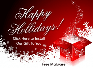 Holiday Malware