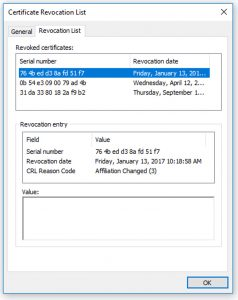 Secure Session Using Certificate