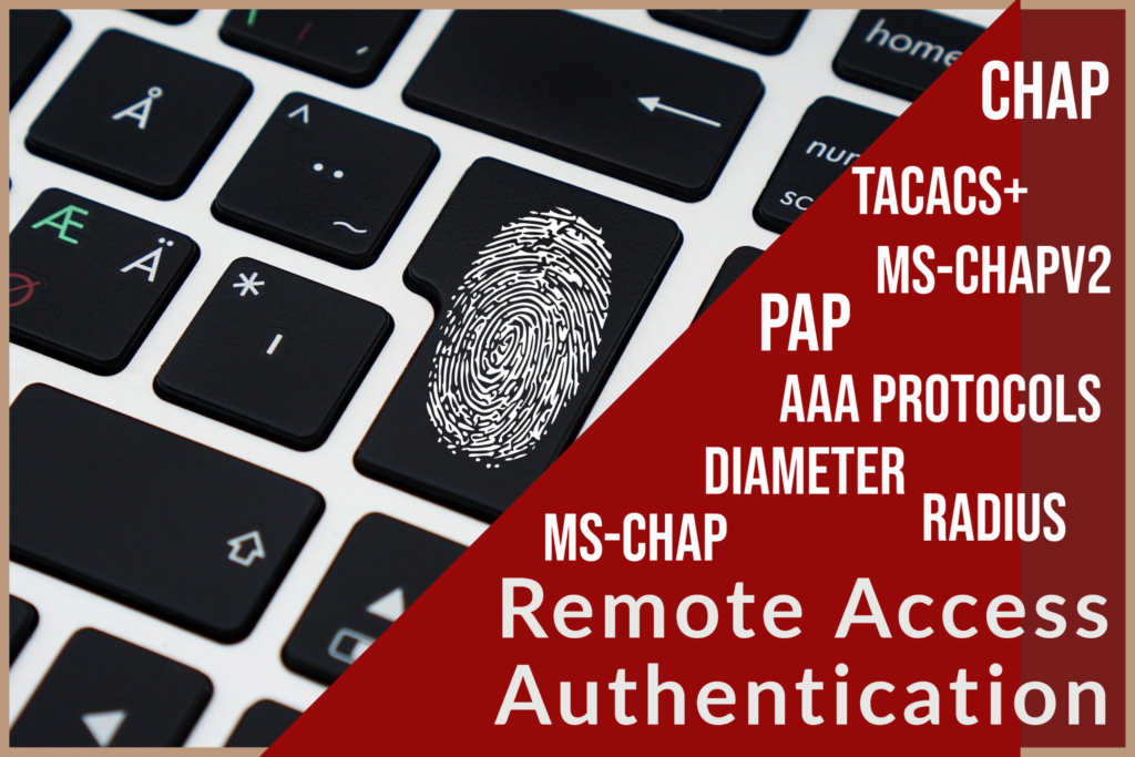 Remote Access Authentication